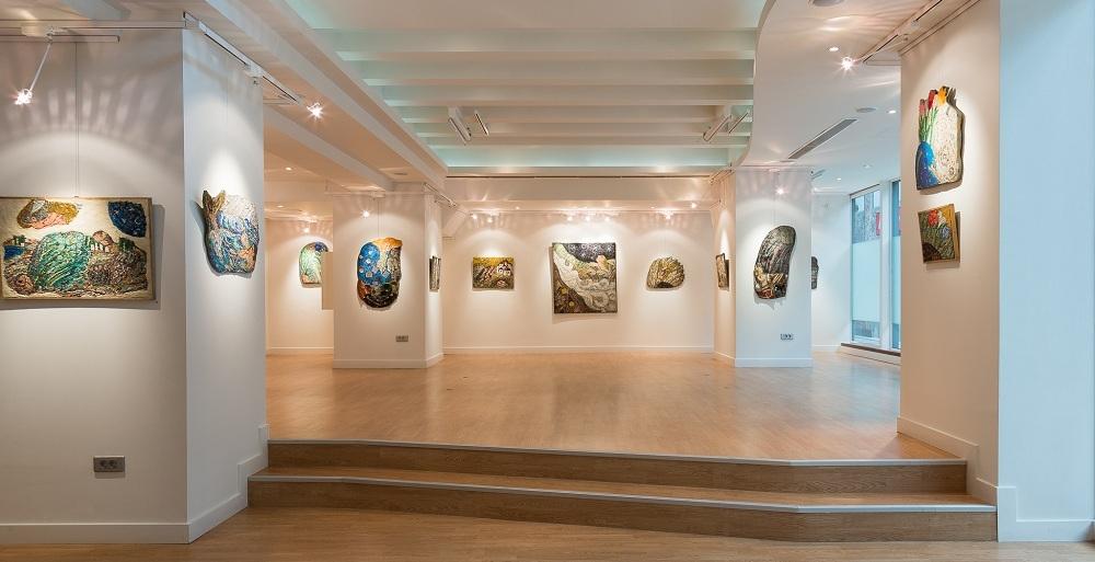 Έκθεση χαρακτικής Μανώλη Χάρου στο Χώρο Τέχνης «ΣΤΟArt ΚΟΡΑΗ» της Εθνικής Ασφαλιστικής