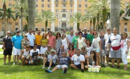 Οι καλύτεροι Συνεργάτες της ΑΧΑ στην ηλιόλουστη Φλόριντα