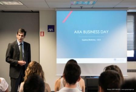 AXA business day