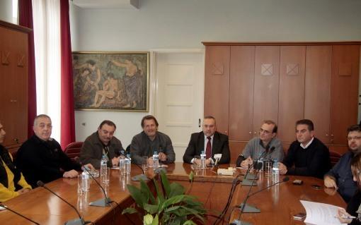 ΕΕΘ: Σύλλογος Ασφαλισμένων Ανασφάλιστων ΟΑΕΕ στη Θεσσαλονίκη