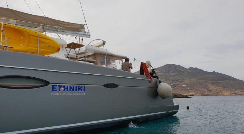 H Εθνική Ασφαλιστική αρωγός στην τουριστική προβολή της Ελλάδας