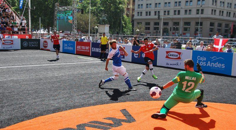 Η INTERAMERICAN κοντά στην Εθνική Ομάδα, στο 13ο Παγκόσμιο Κύπελλο Αστέγων