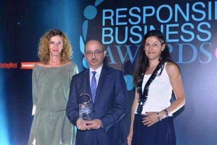 Βραβείο ΕΚΕ για τον Πολιτισμό στην INTERAMERICAN