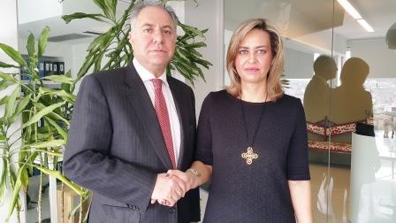 DAS Hellas και Karavias Underwriting Agency εγκαινίασαν τη συνεργασία τους