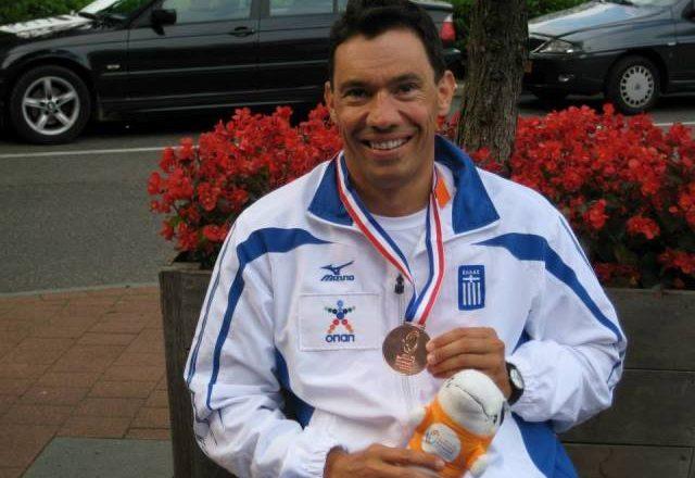 ΑΧΑ: Υπερήφανος χορηγός του Παραολυμπιονίκη Γιάννη Κωστάκη