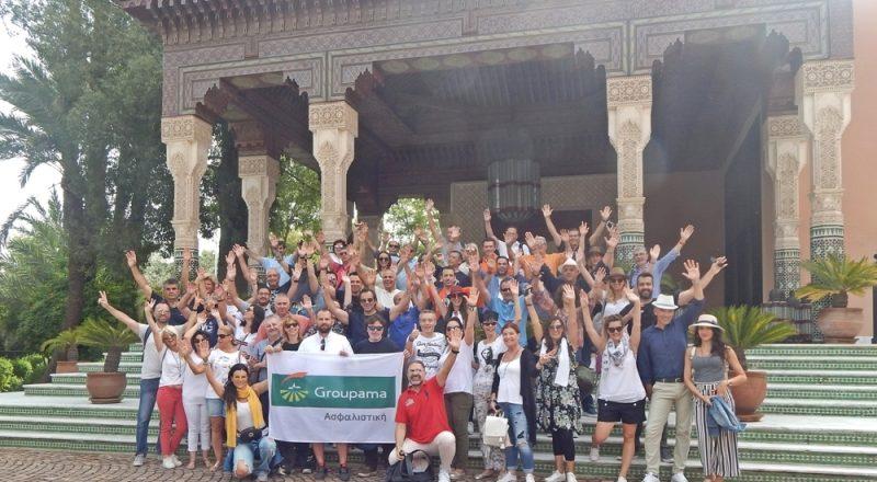 Στο Μαρόκο το Δίκτυο Αποκλειστικής Συνεργασίας της Groupama