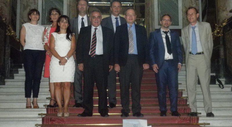 Άνοιξε ο κύκλος των διεθνών επαφών του ΕΕΑ