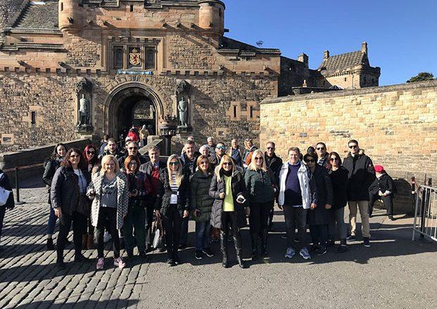 Prime Insurance: Ταξίδι επιβράβευσης συνεργατών στο Εδιμβούργο