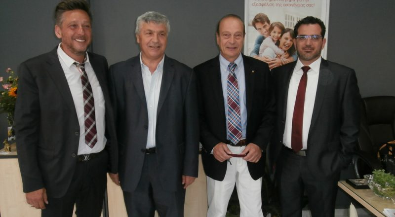 Νέο Γραφείο Πωλήσεων της Interamerican στην Πρέβεζα