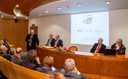 Ο Ελληνο-Ολλανδικός Σύνδεσμος συναντά τους στόχους του