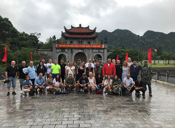 Στο ιστορικό Βιετνάμ οι Συνεργάτες της Groupama Ασφαλιστικής