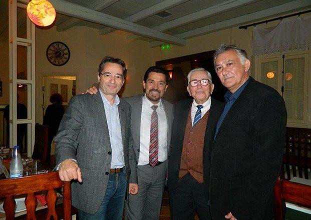 ΠΣΣΑΣ: «Big Reunion» Συνάντηση Διοικητικών Συμβουλίων 1986-2018