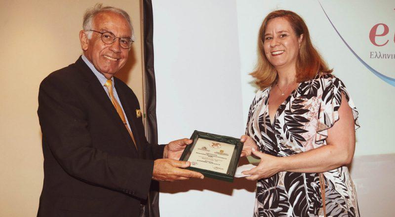 Ευρωπαϊκή Πίστη: Πλατινένιο Βραβείο Επιχειρηματικής Ηθικής & Εταιρικής Υπευθυνότητας