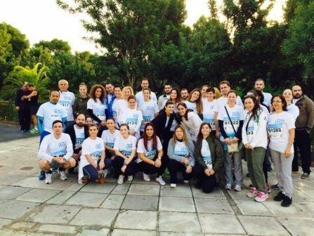 Η AIG Running Team στον 32ο Μαραθώνιο της Αθήνας