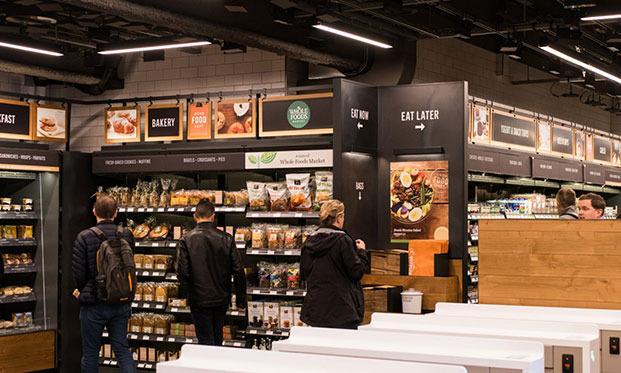 Amazon: Στα σκαριά 3.000 καταστήματα χωρίς ταμείο;