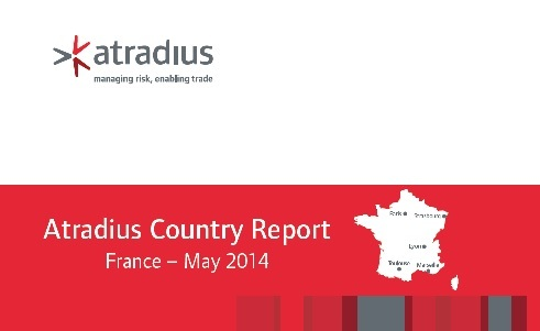 Atradius: Ελαφρά σημάδια ανάκαμψης για την οικονομία της Γαλλίας
