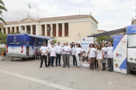 Η ΑΧΑ μέγας χορηγός της πανελλήνιας εκστρατείας ενημέρωσης για τον Διαβήτη