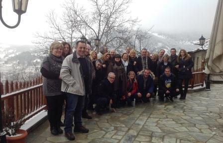 ΑΧΑ: Η Περιφερειακή Διεύθυνση Παυλίδη ταξίδεψε στο Μέτσοβο και στα Ιωάννινα