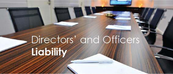 ΕΙΑΣ: D&O LIABILITY- Σεμινάριο για την ασφάλιση αστικής ευθύνης στελεχών διοίκησης