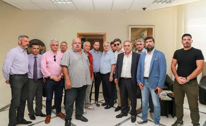 Με 50.000 ευρώ ενισχύει το ΕΕΑ τους πληγέντες επιχειρηματίες