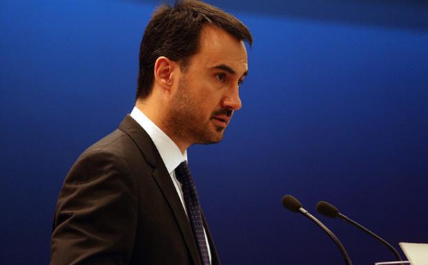 Χαρίτσης: Σύντομα το ν/σ για δάνεια μέχρι 25.000 ευρώ σε μικρομεσαίους