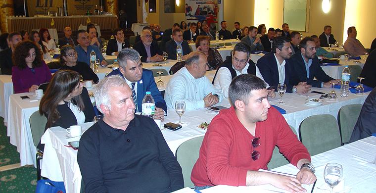 Δυναμικό παρών των ασφαλιστικών διαμεσολαβητών της Ευβοίας στο 26o Ασφαλιστικό Συνέδριο του Insuranceforum.gr