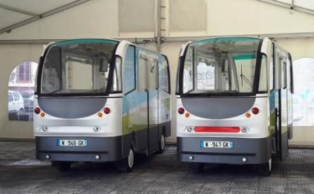 Η INTERAMERICAN και η ANYTIME, χορηγοί του έργου των πιλοτικών δοκιμών  των αυτοματοποιημένων οχημάτων (χωρίς οδηγό)  μαζικής μεταφοράς επιβατών στα Τρίκαλα.