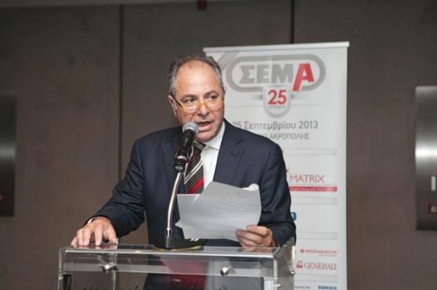 Γ. Καραβίας: Ανοίγονται δουλειές για τους μεσίτες και ο ΣΕΜΑ δημιουργεί υποδομές για την πρόσκτησή τους