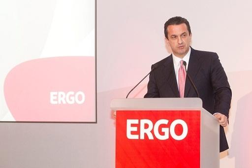 Εκδηλώσεις κοπής πίτας 2013 της ERGO