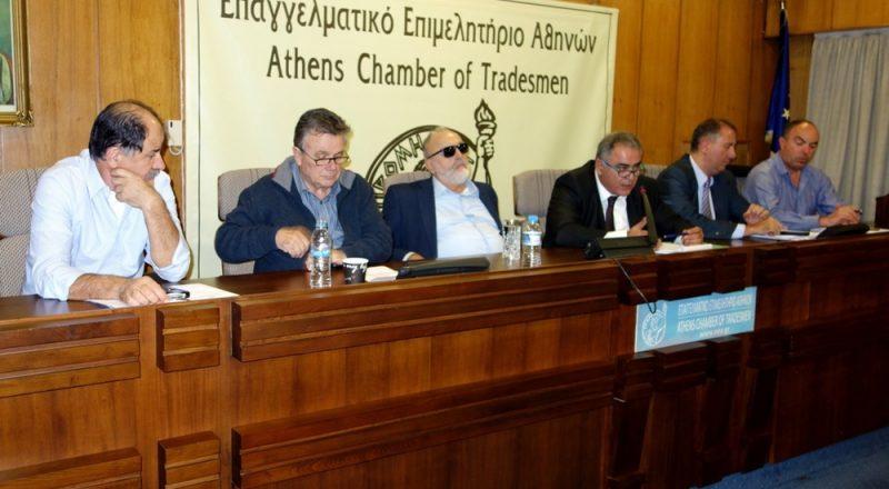 Επίσκεψη του κ. Π. Κουρουμπλή στο ΕΕΑ