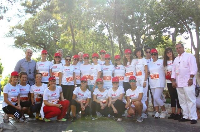 Ladies Run με τη στήριξη της ERGO