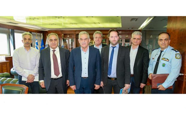 Συνάντηση Ε.Ε.Α. – Ν. Τόσκα με επίκεντρο βανδαλισμούς και παρεμπόριο