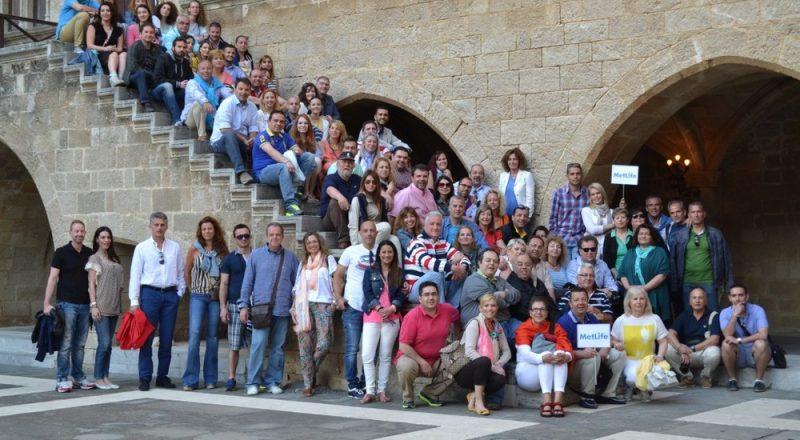 Εκπαιδευτικά Συνέδρια της MetLife στη Ρόδο και την Κρήτη