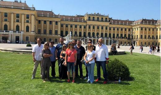 Mega Brokers – Eurolife ERB -Ταξίδι στη Βιέννη