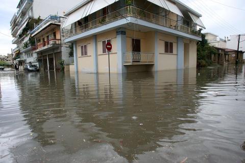 Ασφαλιστική στήριξη των πλημμυροπαθών