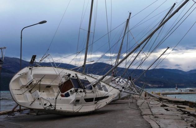 Μια επίκαιρη πρόταση: υποχρεωτική η ασφάλιση φυσικών καταστροφών