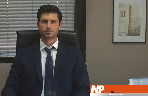 Νίκος Ζάχος: Η NP Insurance κάνει κινήσεις για να είναι πρωταγωνιστής