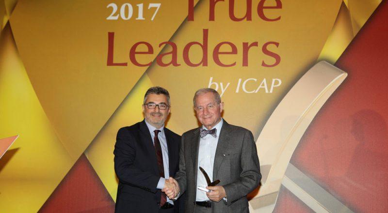 """Ευρωπαϊκή Πίστη – """"True Leader"""" εταιρία για 8η συνεχόμενη χρονιά"""