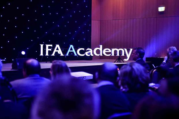 Video πρόσκληση για το ετήσιο συνέδριο IFAAcademy