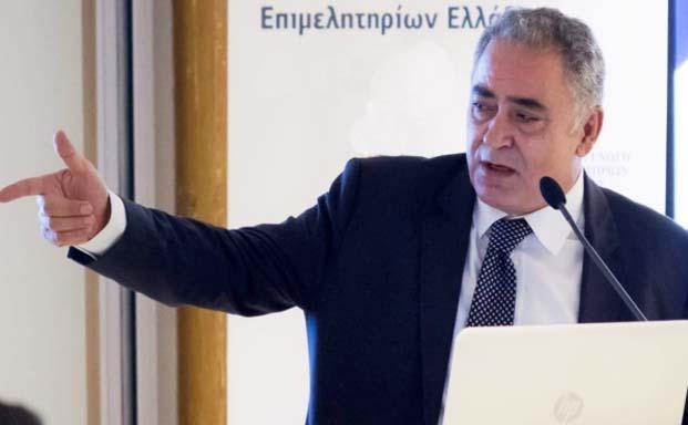 Γ. Χατζηθεοδοσίου: «Επιδότηση κατά 50% στις Επιστρεπτέες 1,2,3 ζητά το Ε.Ε.Α.»