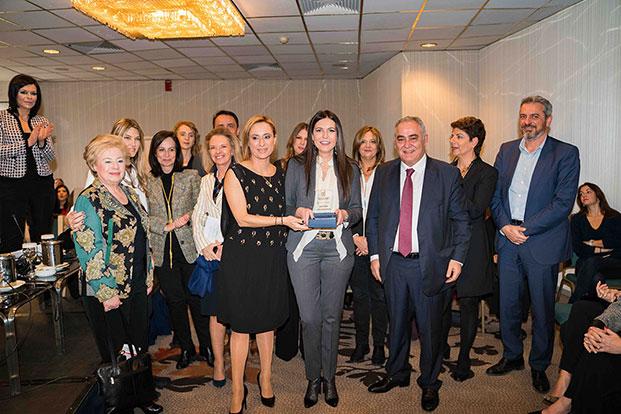 Με εξαιρετική επιτυχία η εκδήλωση του ΕΕΑ για τη Γυναικεία Επιχειρηματικότητα