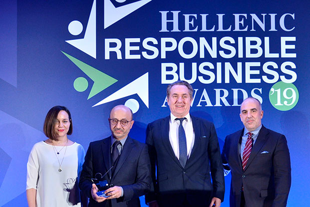 Διακρίσεις της INTERAMERICAN στα Responsible Business Awards