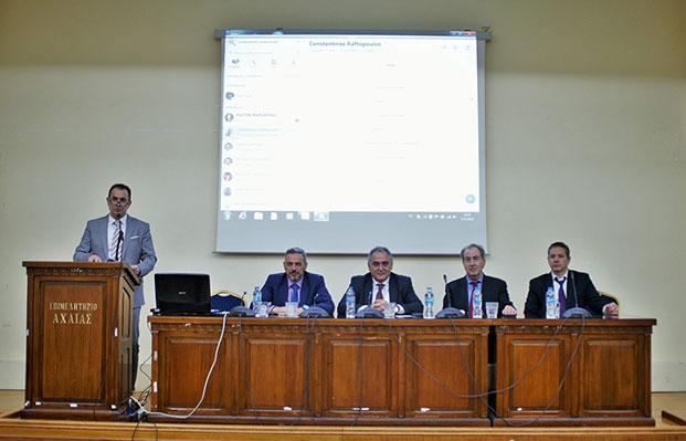 Πραγματοποιήθηκε & στην Πάτρα η ενημέρωση των ασφαλιστικών διαμεσολαβητών για την IDD
