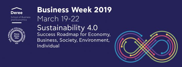 Business Week 2019 από το Deree – The American College of Greece
