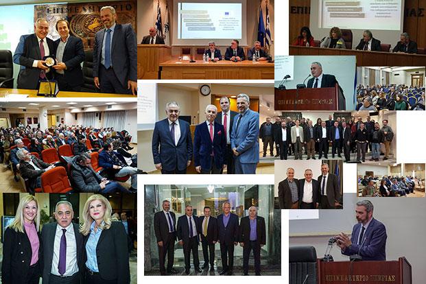 Φωτογραφικά στιγμιότυπα από το «Οδοιπορικό» του ΕΕΑ για την IDD