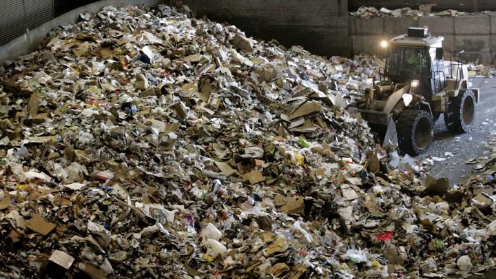 Μεταλλεία του μέλλοντος θα είναι ο χώρος απόθεσης των σημερινών αποβλήτων.