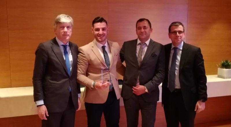 Η Eurolife ERB βραβεύει τους συνεργάτες της Direct Salesforce Team