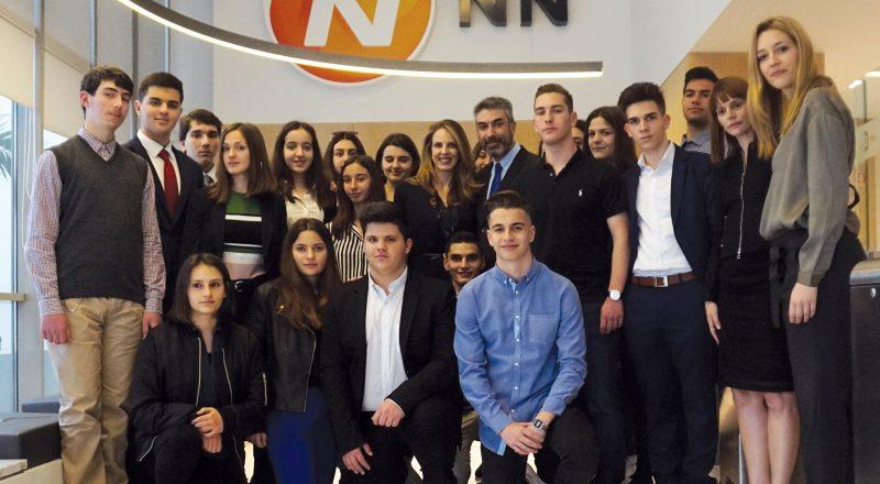 NN: Ενέργειες για επαγγελματικό προσανατολισμό των νέων