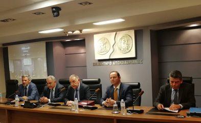Η διοίκηση του ΕΕΑ στο Επιμελητήριο Αιτωλοακαρνανίας ενημέρωσε  για την IDD