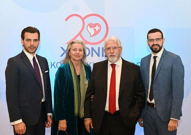 Ιατρικό Διαβαλκανικό Θεσσαλονίκης: 20 χρόνια ζωής & Κοινωνικής Προσφοράς